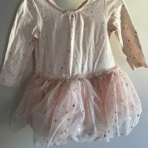 Gap Sparkle Dress and Bloomers (12-18 M)